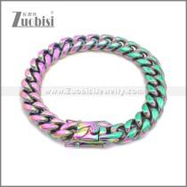 Stainless Steel Bracelet b010033C2