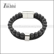 Stainless Steel Bracelet b010019HS