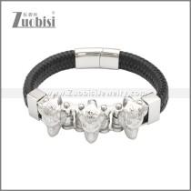 Stainless Steel Bracelet b010015HS