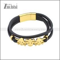 Stainless Steel Bracelet b010024HG