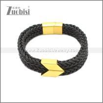 Stainless Steel Bracelet b010025HG