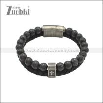 Stainless Steel Bracelet b010019HA