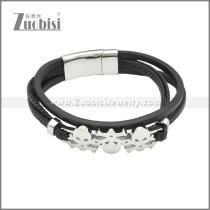 Stainless Steel Bracelet b010024HS