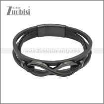 Stainless Steel Bracelet b010023H