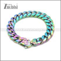 Stainless Steel Bracelet b010034C1
