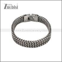 Stainless Steel Bracelet b009992A