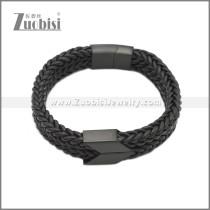 Stainless Steel Bracelet b010025H