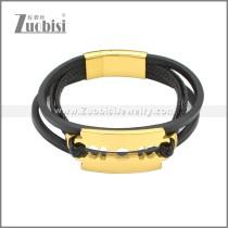 Stainless Steel Bracelet b010021HG