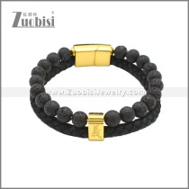 Stainless Steel Bracelet b010018HG