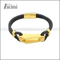 Stainless Steel Bracelet b010022HG