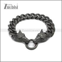 Stainless Steel Bracelet b010035H