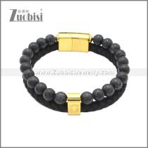 Stainless Steel Bracelet b010019HG