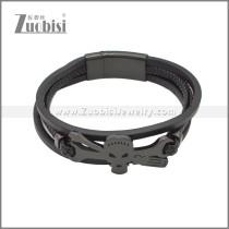 Stainless Steel Bracelet b010020H