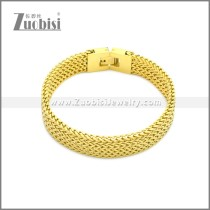 Stainless Steel Bracelet b009992G