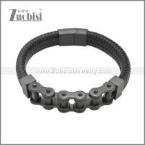 Stainless Steel Bracelet b010032H