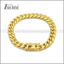 Stainless Steel Bracelet b010033G4