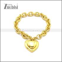Stainless Steel Bracelet b009993G