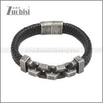 Stainless Steel Bracelet b010010HA