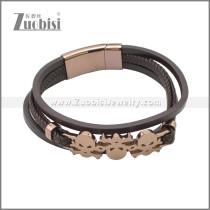 Stainless Steel Bracelet b010024R