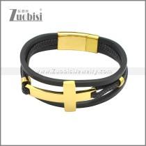 Stainless Steel Bracelet b010028HG
