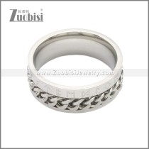 Stainless Steel Ring r008750S