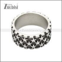 Stainless Steel Ring r008765SA