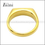 Stainless Steel Ring r008760G