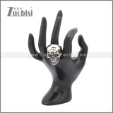 Stainless Steel Ring r008740SA