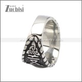 Stainless Steel Ring r008748SA