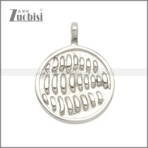Stainless Steel Pendant p010942S
