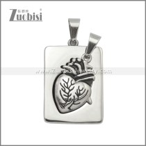 Stainless Steel Pendant p010936S