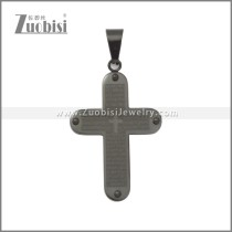 Stainless Steel Pendant p010940H