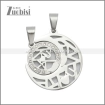 Stainless Steel Pendant p010937S