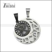 Stainless Steel Pendant p010937SH