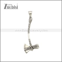 Stainless Steel Pendant p010954S