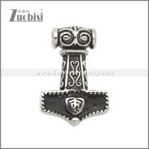 Stainless Steel Pendant p010954SH