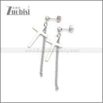Stainless Steel Earring e002188S
