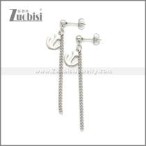Stainless Steel Earring e002196S