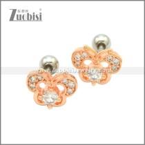 Stainless Steel Earring e002177R