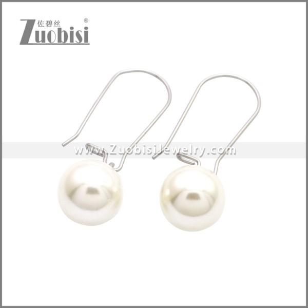 Stainless Steel Earring e002183S