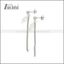 Stainless Steel Earring e002194S