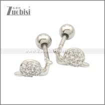 Stainless Steel Earring e002178S