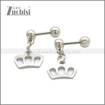 Stainless Steel Earring e002206S