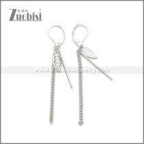 Stainless Steel Earring e002197S