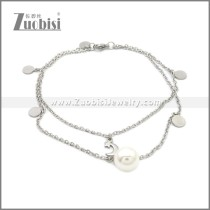 Stainless Steel Anklets ac000120S