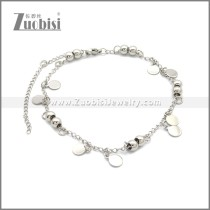 Stainless Steel Anklets ac000139S
