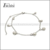 Stainless Steel Anklets ac000131S