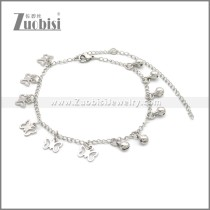 Stainless Steel Anklets ac000137S