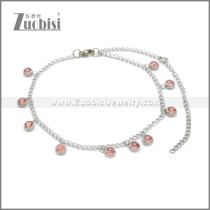 Stainless Steel Anklets ac000134S4