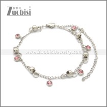 Stainless Steel Anklets ac000133S3